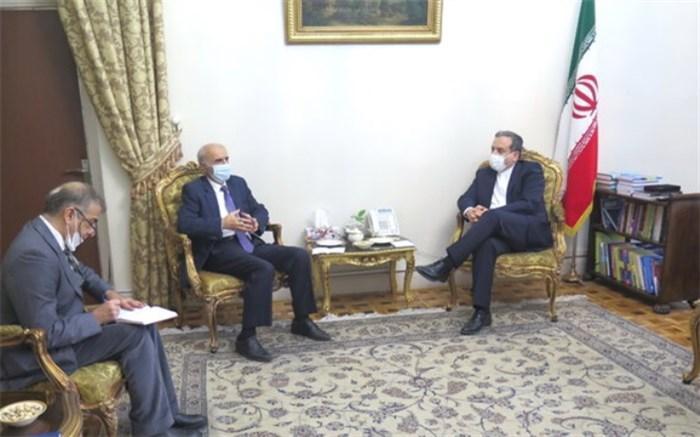 مناقشه قره باغ محور گفت وگوی عراقچی با سفیر ارمنستان در ایران