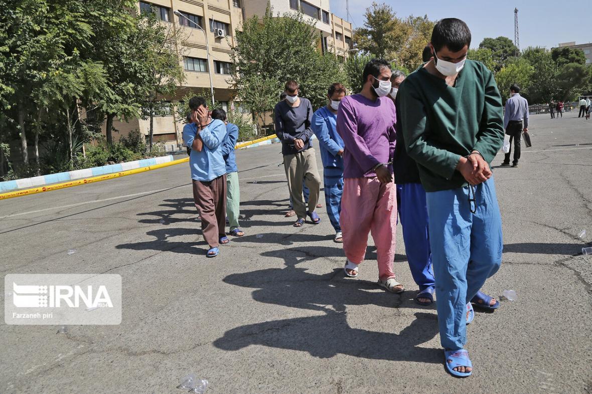 خبرنگاران باند 7 نفره کلاهبرداران فیشینگ در تهران منهدم شد