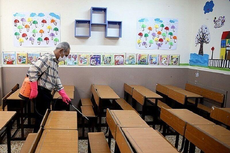 خبرنگاران نحوه حضور دانش آموزان در مدارس استان اردبیل اعلام شد