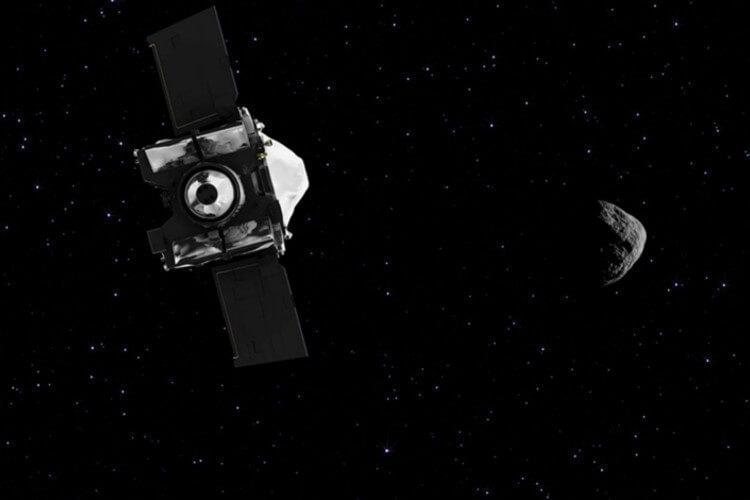 ایراد فنی کاوشگر ناسا در سیارک بنو