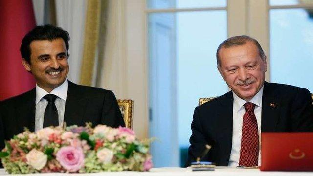امیر قطر سرنوشت پایگاه ترکیه را تعیین کرد