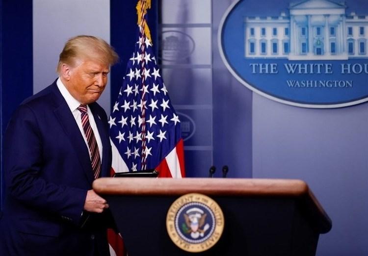 ترامپ: پیروزی بایدن تایید شود، از کاخ سفید می روم