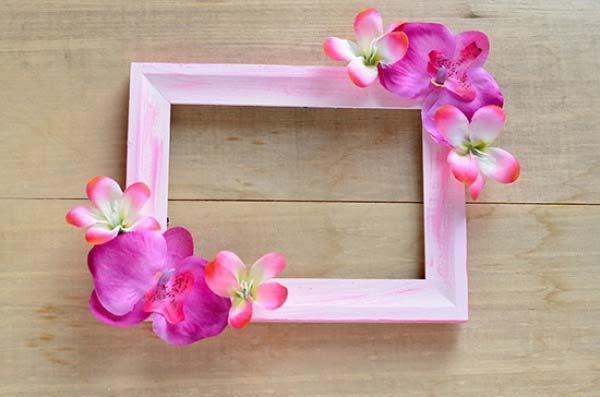 15 ایده خلاقانه برای ساخت قاب عکس های زیبا
