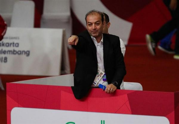 عسکری: مبنای ما حضور مردانی در المپیک است، حضور در لیگ به ملی پوشان یاری خواهد نمود