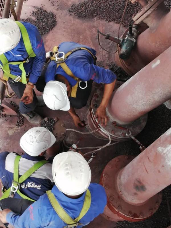 پیش بینی رشد 62 درصدی فراوری آهن اسفنجی مجتمع فولاد بافت در سال جهش فراوری
