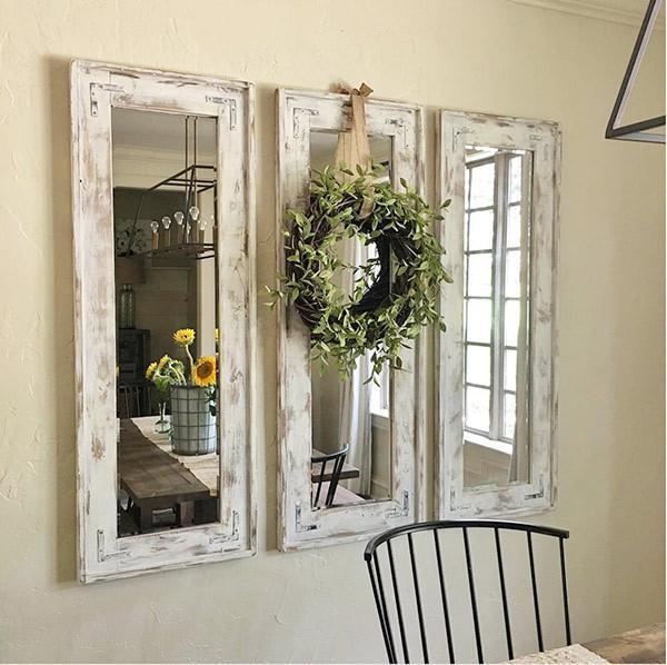 استفاده از دکور چوبی روی دیوار؛ انواع مدل های مدرن تزیین خانه