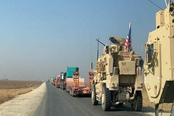 انفجاربمب در راستا کاروان لجستیک ائتلاف آمریکا در عراق