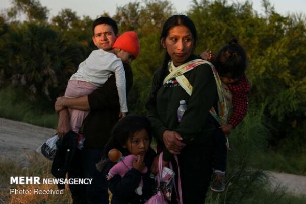 مکزیک از آمریکا خواست در مورد سیاست مهاجرتی خود تغییر ایجاد کند
