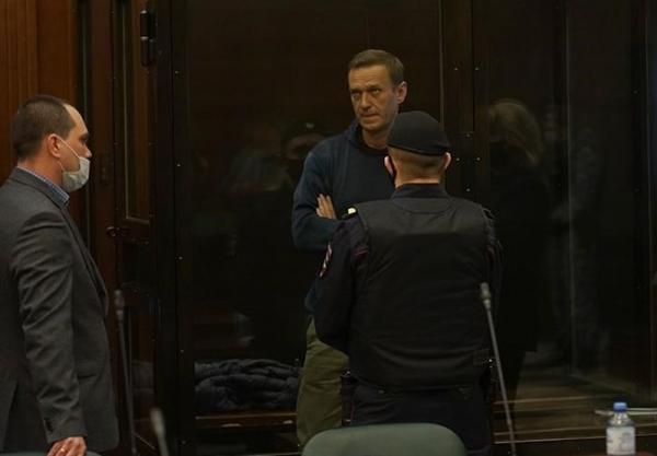 روسیه حضور دیپلمات های خارجی در دادگاه ناوالنی را محکوم کرد