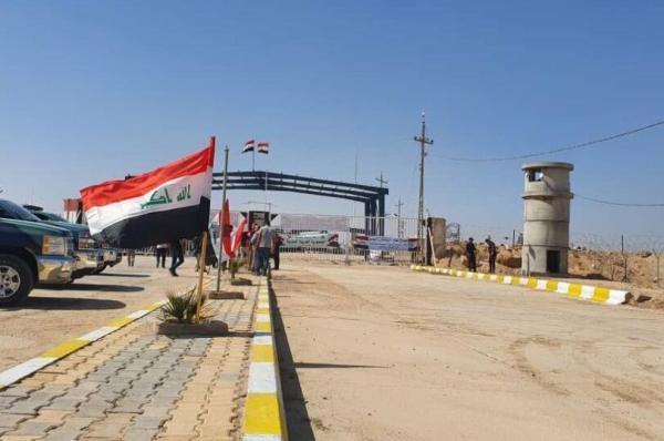 خبرنگاران عراق شش گذرگاه مرزی ترانزیتی خود را مشخص کرد