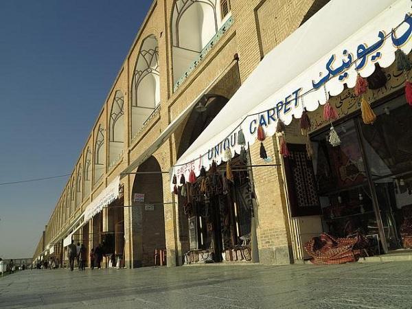 میدان نقش دنیا اصفهان، شاهکار جاذبه های گردشگری ایران