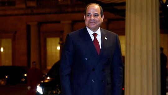 پیغام سیسی به کویت درباره آشتی با قطر