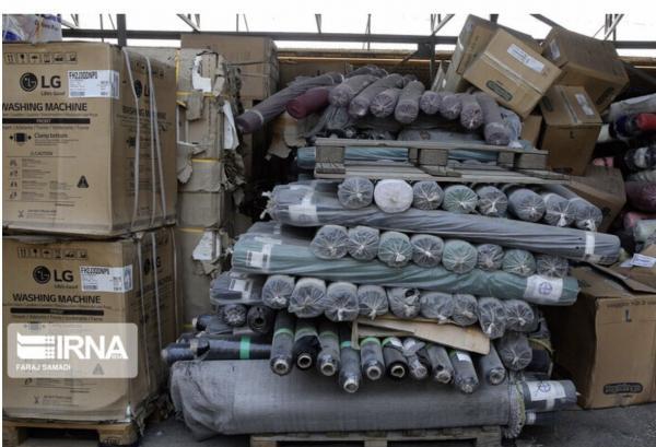 خبرنگاران 2 هزار و 458 میلیارد ریال کالای قاچاق در کردستان کشف شد