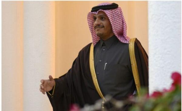 دیدارهای وزیر خارجه قطر با مقامات بغداد و اربیل