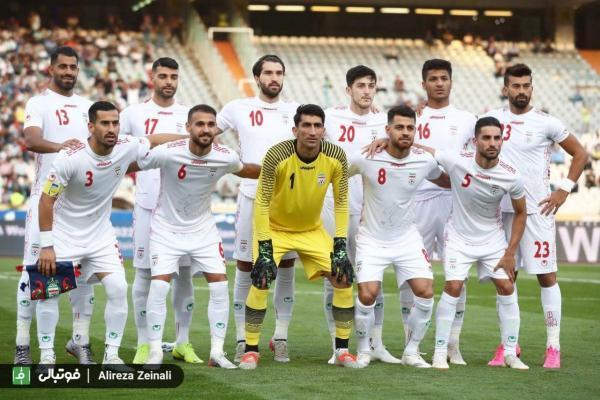 هر آنچه که باید از برنامه بازی های تیم ملی فوتبال ایران بدانید خبرنگاران