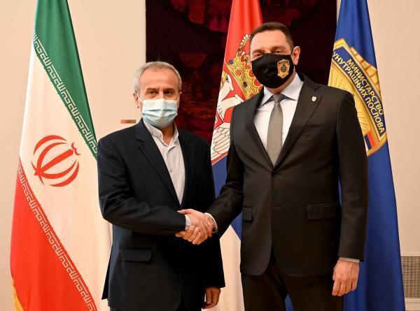 خبرنگاران صربستان: همیشه بر توسعه روابط با ایران تاکید داریم