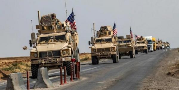 آمریکا 24 کامیون سلاح و تجهیزات لجستیک به سوریه فرستاد