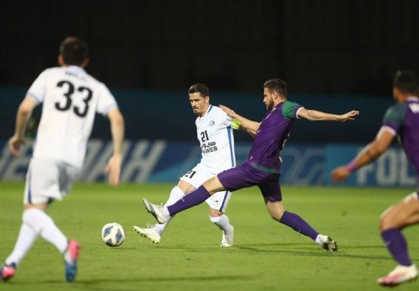 لیگ قهرمانان آسیا، پیروزی یک نیمه ای استقلال مقابل الشرطه و اخراج مدافع عراقی