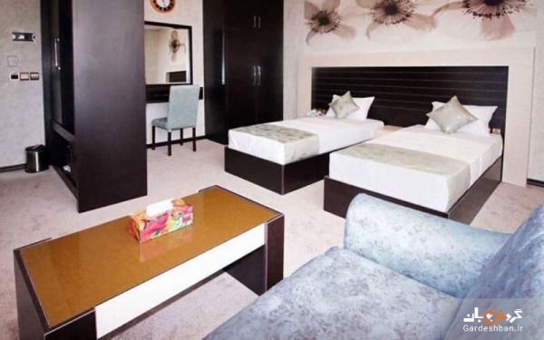 هتل نارنجستان جلفا؛اقامت در منطقه آزاد جلفا