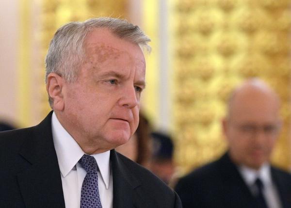سفیر آمریکا مسکو را ترک می نماید