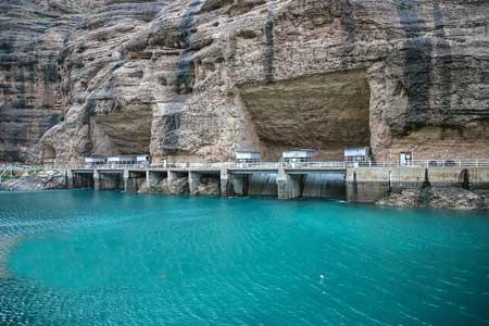 کسری 118 میلیون مترمکعبی ذخایر سدهای پایتخت ، هشدار درباره شنا کردن در دریاچه سدها