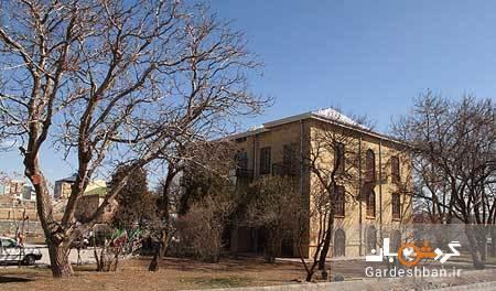 عمارت دارایی؛ یادگار دوران قاجار در بافت تاریخی زنجان، عکس