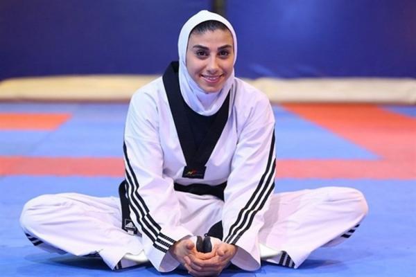 بانوی تکواندوکار ایران پیروز به کسب سهمیه المپیک توکیو شد