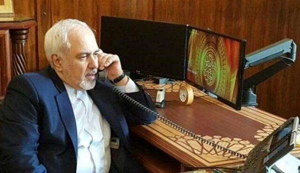 جزئیات گفت و گوی تلفنی ظریف با وزیر امور خارجه انگلیس