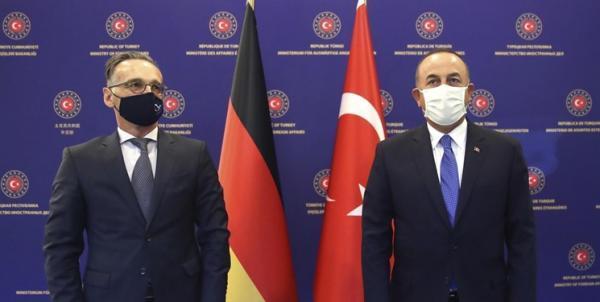 چاووش اوغلو: قطع حمایت از لیبی، به نفع آن نیست، ماس: 2020 سال سختی در روابط با ترکیه بود