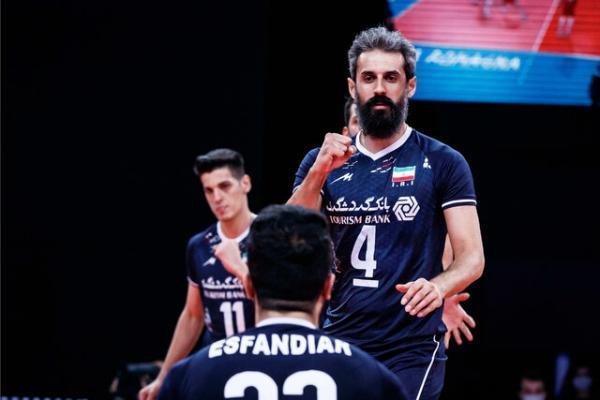 ترکیب بلندقامتان ایران مقابل تیم ملی آلمان، موسوی به ترکیب بازگشت