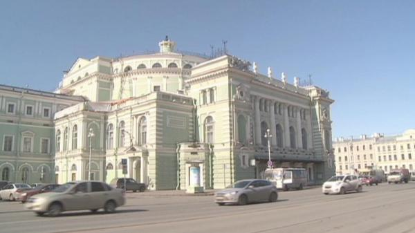 در سن پترزبورگ، زندگی با تئاتر آمیخته شده است