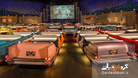 سینمای شگفت انگیز سی فی داین این در لس آنجلس، تصاویر