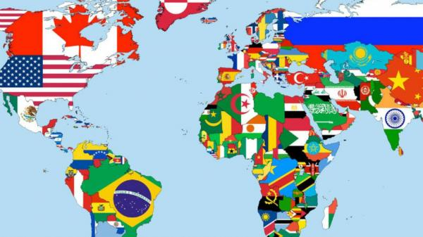 معنی پرچم کشورهای آسیایی را می دانید؟